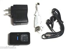 SanDisk Sansa Clip+ 4GB FM/MP3 Player w/microSD slot + New Firmware + Bonus
