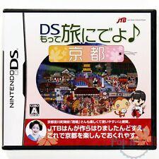 Jeu DS Motte Tabi ni Deyo : Kyoto [JAP] sur Nintendo DS NEUF sous Blister