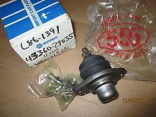 555#43360-29035,Ludwig#37-8808 1973-78 Toyota Corona 18RC,20R Upper  Ball Joint!
