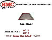 KAWASAKI ZZR 1400 06 2006 1400GTR 07 2007 AIR FILTER BMC performance