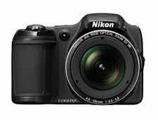 Nikon COOLPIX L820 16MP Digital Camera | 30x Zoom Lens | HD 1080p Video | Black