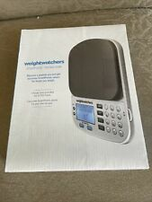NEW WEIGHT WATCHERS SMART POINTS KITCHEN FOOD SCALE SMART POINTS WW