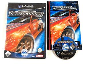 Need For Speed NFS Underground in OVP - Nintendo GameCube 22