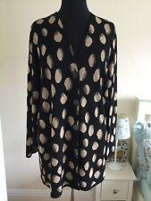 Jaegar Ladies Cardigan Size Medium Colour Black