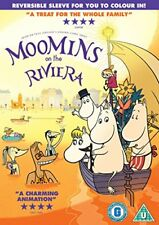 Moomins on the Riviera [DVD] [2015]