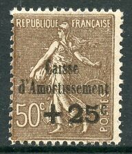 PROMO STAMP / TIMBRE / FRANCE NEUF CAISSE AMORTISSEMENT N° 267 ** COTE 135 €