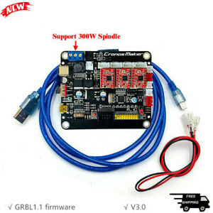 CNC 3 Axis Control Board V3.0 GRBL Stepper Motor Drive for Engraving Machine