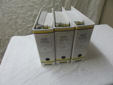 New Holland - Dealer Service Manuals 3 books T7 - 170 185 200 210 # 84479148A