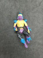 1988 Shredder Hardhead Teenage Mutant Ninja Turtles TMNT Vintage Figure
