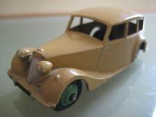 DINKY TOYS ENGLAND 40 b TRIUMPH 1800 ORIGNAL 1948/60