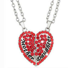 Luxury Sharing Love Necklace Mother Daughter Personal Gift Special necklace