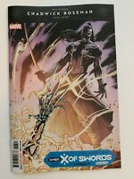 X-FORCE #13 XOS (2020) Cover A - X-Men X of Swords - 1st cover app of Solem NM+