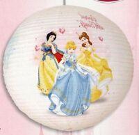 Disney Princess Magic Light Ceiling Paper Light Shade Pink Girls Bedroom