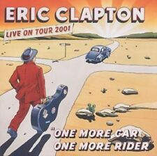 Eric Clapton - One More Car One More Rider (2cd+ NEW