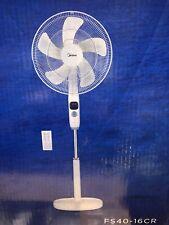 Midea Standventilator FS40-16CR Inverter Motor 27 dB(A) Fernbedienung Air Fan