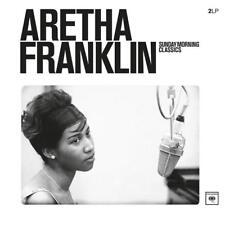 Aretha Franklin - Sunday Morning Classics (2LP Vinyl, Gatefold) 2018 Columbia