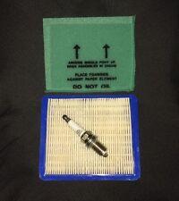 John Deere Lawn Mower Tune Up Kit / Air Filters & Spark Plug - See Details