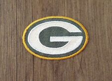 Iron On Sew On Patch Green Bay Packers logo Handmade Embroidery Embroidered