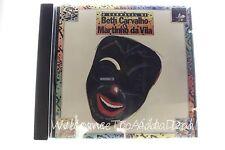 Carnaval De Beth Carvalho E Martinho Da Vila by Carvalho and Vila (2007) CD