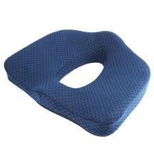 Coccyx Orthopedic Seat Cushion Lumbar Comfort Foam Pillow Car Chair Pain Relief