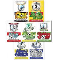Dan Freedman Football Series Collection 7 Books Set By Jamie Johnson pb NEW