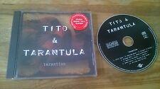 CD Punk Tito & Tarantula - Tarantism (10 Song) BMG / COCKROACH