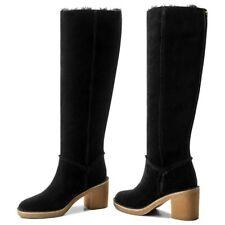 Women's Maeva Suede Mid calf Boots
