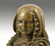 MODERN ART BRONZE SKULPTUR - MONA LISA - sign. BOTERO