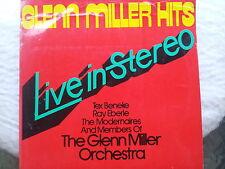 """12"""" Glenn Miller-Live in Stereo ---"""