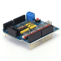 V5 Sensor Shield Expansion Board Shield For Arduino R3 V5.0 Electric Module LE