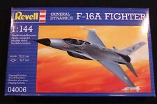 Revell Kit General Dynamics F-16A Fighter 1:144 04006 (AK)