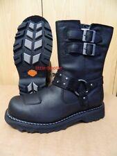 Harley-Davidson Stiefel Boots Damen Leder schwarz  Gr 41 86013 Marmora  SALE