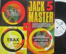 Jack Master 5 ~ divers artistes ~ 2 X VINYL LP