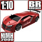 Redcat Racing Lightning EPX Drift 1/10 Scale 4WD On Road RC Car Metallic Red