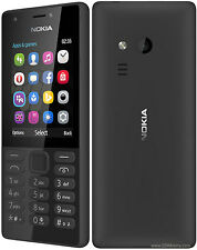 Nokia 216 Dual Sim  - Brand New - *BLACK*