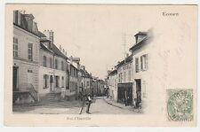 CPA 95 Val d'Oise Ecouen  Rue d´Ezanville 1903