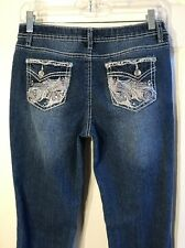 "Imperial Star Juniors Jeans/ Size 16/ Boot Cut 29"" Length"