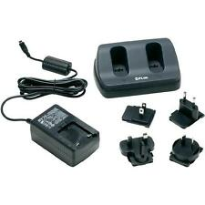 FLIR T198125 2-Bay Battery Charger for FLIR Ex, & T Series Thermal Imagers