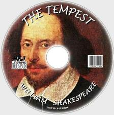 The Tempest William Shakespeare Clásico audiolibro MP3 CD dramatised Educativos