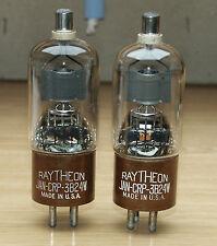 3B24W - RAYTHEON  VALVULA  ( ELECTRONIC TUBE )  NOS