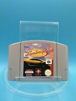 jeu video nintendo 64 loose BE EUR lamborghini