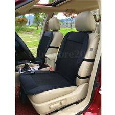Car Seat Cooler Cushion Cover Summer Cooling Wind Seat Chair Black Cover Pad 12V