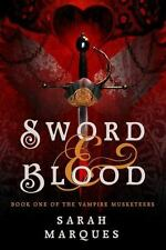 Sword & Blood: The Vampire Musketeers-ExLibrary