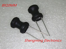 20PCS 10uH 8x10mm Magnetic Core Inductor
