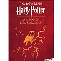 Harry Potter à l'école des sorciers Livre illustré Broché J.K. Rowling Jeunes FR