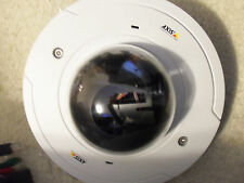 Axis Security Surveillance POE IP Network Cam Camera  P3344 with ceiling mount