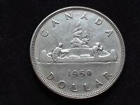 Canada 1 dollar 1950 George VI