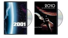 2001 A Space Odyssey & 2010: The Year We Make Contact Sci-Fi NEW DVD COLLECTION