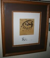 """Framed Lithograph by Beverly Doolittle """"No Respect"""" Pencil Signed #6251/25,000"""