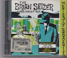 The Brian Setzer Orchestra-The Dirty Boogie cd album